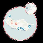 Madeira Paradise Map