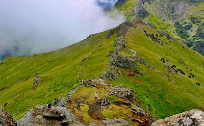 Madeira Mountains Portugal Bike Tour. ©