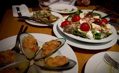 Portuguese food. Flickr:Jennifer Wu