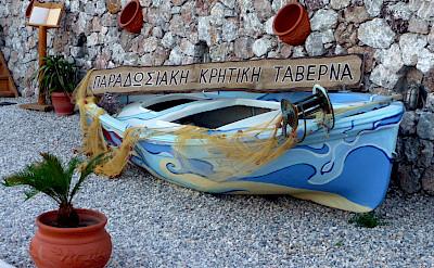 Boats in Paleochora, Crete, Greece. Flickr:Pat Neary