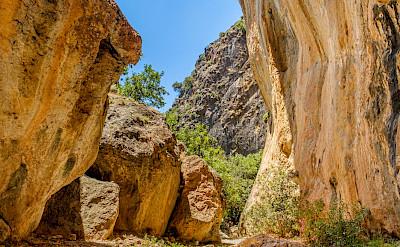 Hiking in Lissos, Crete, Greece. Flickr:Andre Meyer-Vitali