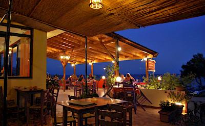 Evening in Paleochora, Crete, Greece. Flickr:Nikos Roussos