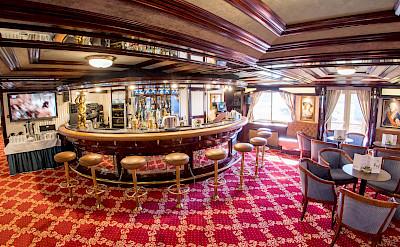 Lounge/bar | MS Prinzessin Katharina | Bike & Boat Tours