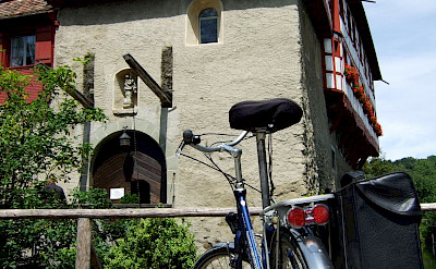 Bike rest on the Lake Constance Tour. © TO