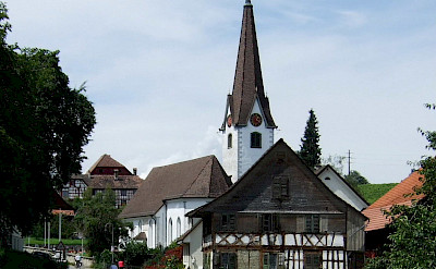 Church along Lake Constance. © TO