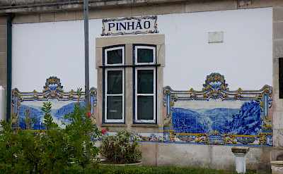 Pinhao in Portugal. Flickr:Michael Clarke Stuff