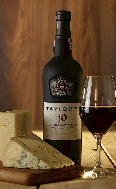 Port wine comes only from the Douro Valley region of Portugal. CC:Wiki-portwine