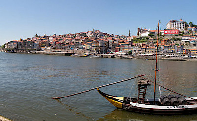 Douro River in Porto, Portugal. Flickr:Bart Hiddink