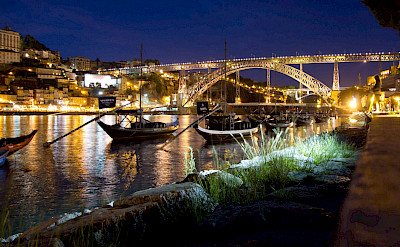 Porto on the Douro River near Ponte Dom Luis in Portugal. Flickr:Chris Stephenson