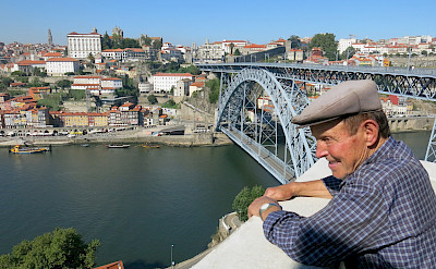 Enjoying the view in Porto, Portugal. Flickr:Kyle Taylor