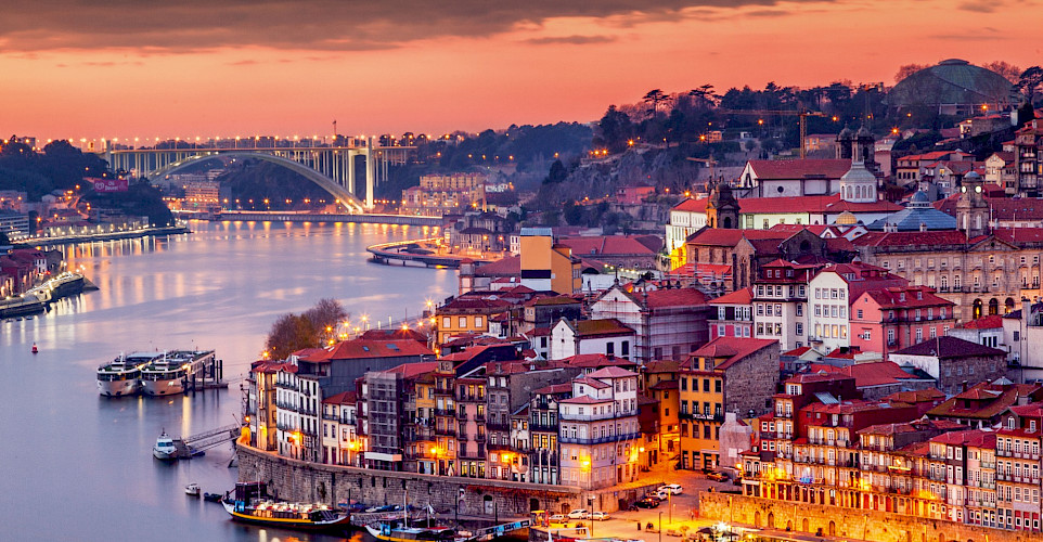 Beautiful Porto in Portugal. © TO