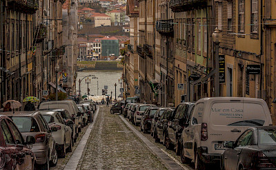 Porto, Portugal. Flickr:Papa Piper