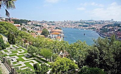 Porto on the Douro River in Portugal. Flickr:Vitor Oliveira