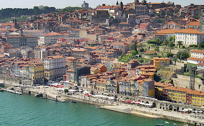 View of Porto, Portugal. Flickr:Vitor Oliveira