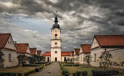 Camaldolese Monastery in Wigry, Poland. Flickr:Jacek Borkowski