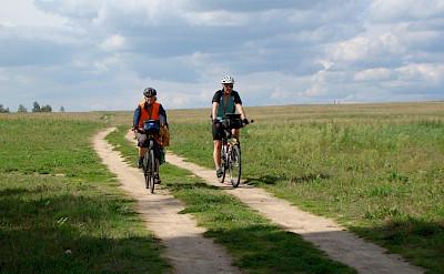Biking the Borderland of Lithuania, Poland, & Belarus Bike Tour.