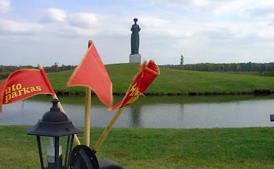 Dzūkija National Park along the Nemunas River, Lithuania.