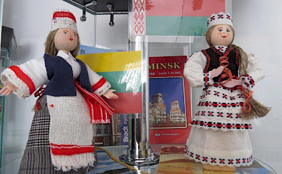 Traditional dress to see on the Lithuania, Poland & Belarus Bike Tour.
