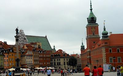 Market in Warsaw, Poland. Flickr:Angelo Romano