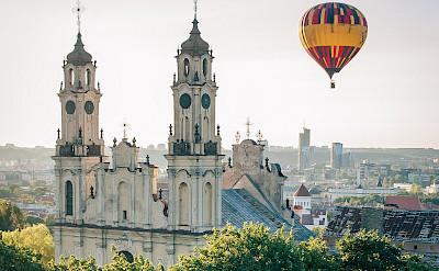 Vilnius, Lithuania. Flickr:Smitri Jusjarasius