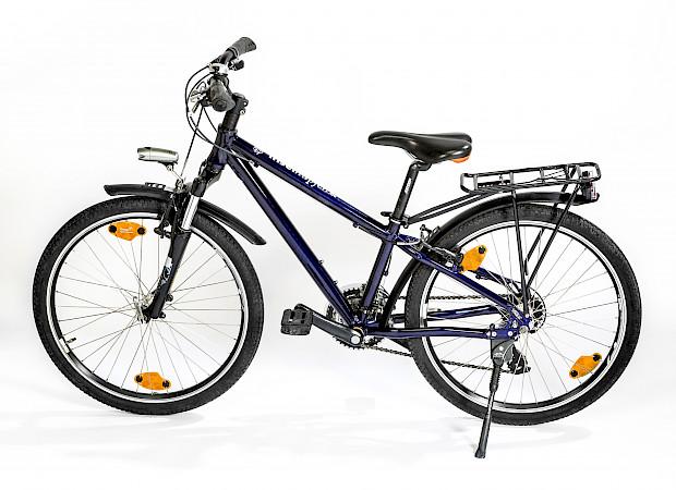 Hybrid bike on Croatia Bike & Boat