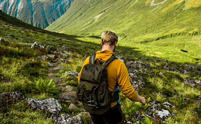 Hiking the Western Fjords Norway Bike & Boat Tour