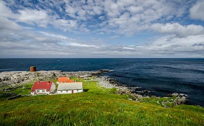 Island of Runde in Norway. Flickr:Tobias Van Der Elst