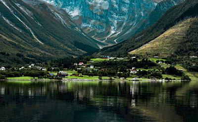 Western Fjords Norway Bike & Boat Tour