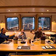 Dining | Gåssten | Bike & Boat Norway Fjords Tour