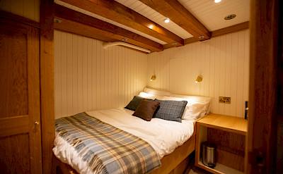 Double Cabin | Gåssten | Bike & Boat Norway Fjords Tour