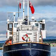 HMS Gåssten | Bike & Boat Norway Fjords Tour