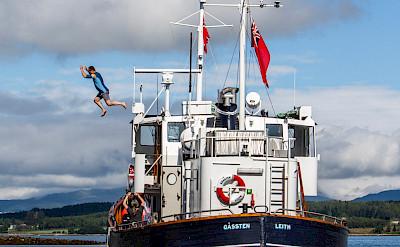 Swimming | Gåssten | Bike & Boat Norway Fjords Tour