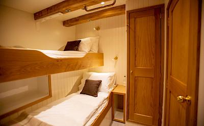 Twin Cabin | Gåssten | Bike & Boat Norway Fjords Tour