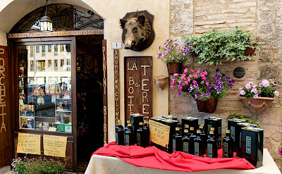Amazing olive oils to be found in Spello, Umbria, Italy. Flickr:Allan Harris