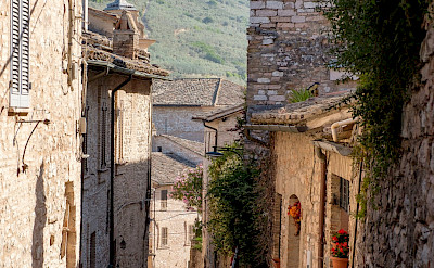 Wondrous sites in Spello, Umbria, Italy. Flickr:Allan Harris