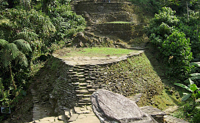 Ciudad Perdida (Lost City) of Colombia. CC:Wanderingstan
