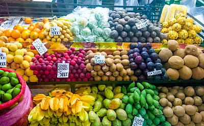 Colombia has amazing fresh fruit! Flickr:CucombreLibre