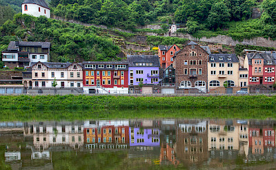 Along the Mosel in Cochem, Germany. ©Hollandfotograaf