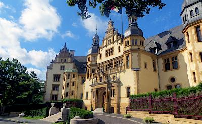 Castles in Metz, France. Flickr:morgaine