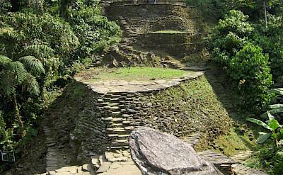 Ciudad Perdida (Lost City) of Colombia. CC:Wanderingstan