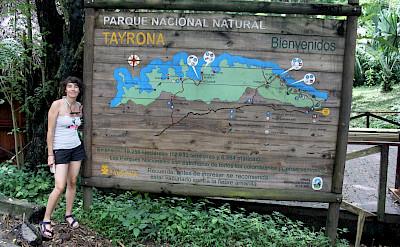 Colombia: Exploring Tayrona National Park. Flickr:Eli Duke