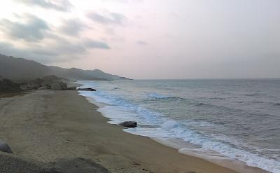 Playa Cañaveral in Tayrona National Park, Colombia. Flickr:Edgar Jimenez