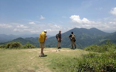 Sierra Nevada de Santa Marta - Hiking to Ciudad Perdida (the Lost City) in Colombia. Flickr:David~