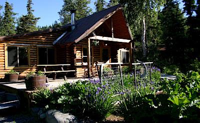 Riverside Lodge in Kenai, Alaska.
