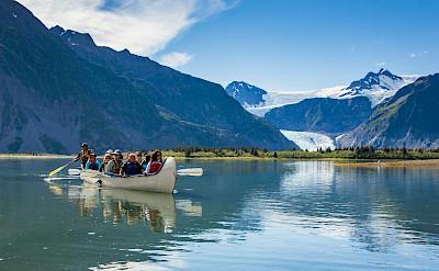 Family event in Kenai, Alaska.