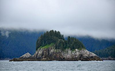 Islands in Kenai, Alaska. Flickr:Kimberly Vardeman