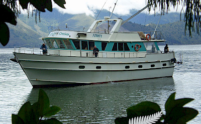 Affinity Cruise Ship