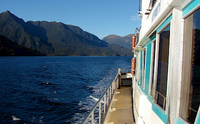Affinity | New Zealand Hike & Cruise