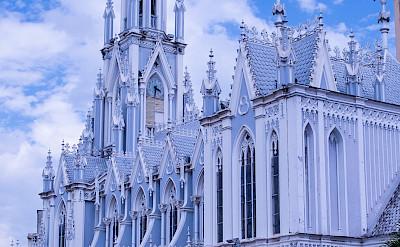 Church in Cali, Colombia. Flickr:Reg Natarajan