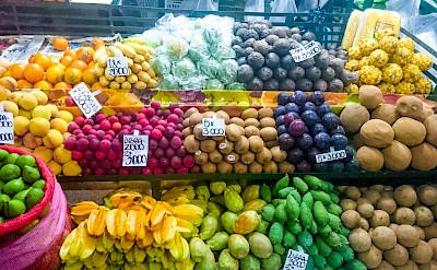 Colombia has amazing fresh fruit! Flickr:CucombreLibre